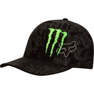 Monster Energy Fox hat